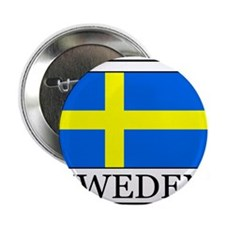 "Sweden 2.25"" Button (100 pack)"