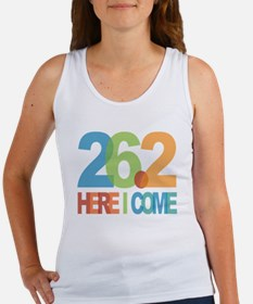 26.2 - Here I come Tank Top