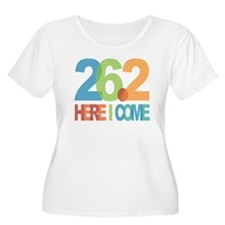 26.2 - Here I come Plus Size T-Shirt