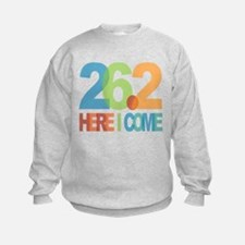 26.2 - Here I come Sweatshirt