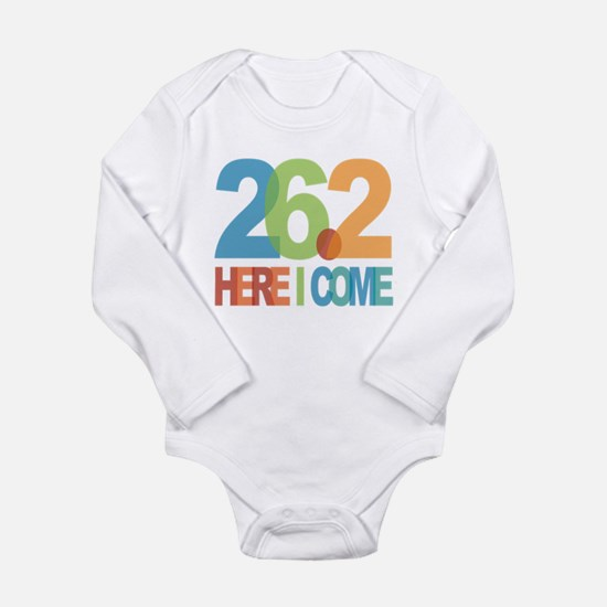26.2 - Here I come Body Suit