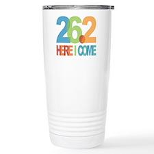 26.2 - Here I come Travel Mug
