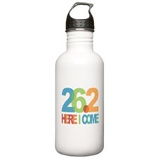 26.2 - Here I come Water Bottle