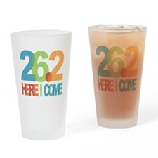 26.2 - Here I come Drinking Glass