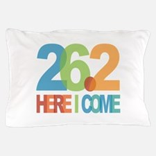 26.2 - Here I come Pillow Case