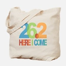 26.2 - Here I come Tote Bag