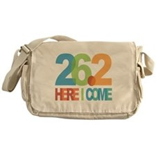 26.2 - Here I come Messenger Bag