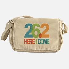 26.2 - Here I come Messenger Bag