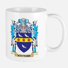 Waymark Coat of Arms - Family Crest Mugs