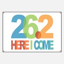 26.2 - Here I come Banner