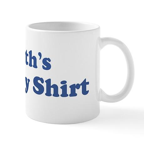 Judith birthday shirt Mug