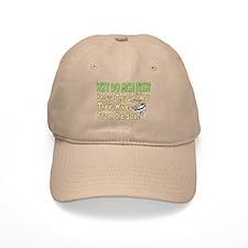 Why Do Men Fish? Baseball Cap