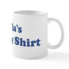 Shayla birthday shirt Mug