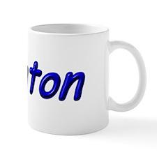 Ashton Unique Personalized Mug