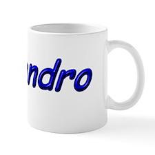 Alejandro Unique Personalized Mug