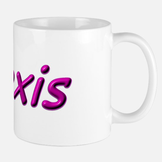 Alexis Unique Personalized Mug