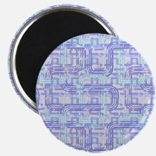 "Complex Labyrinth 2.25"" Magnet (10 pack)"