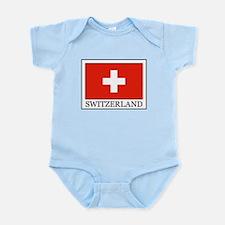 Switzerland Body Suit