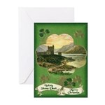 Irish Castle Christmas Cards (Pk of 20)