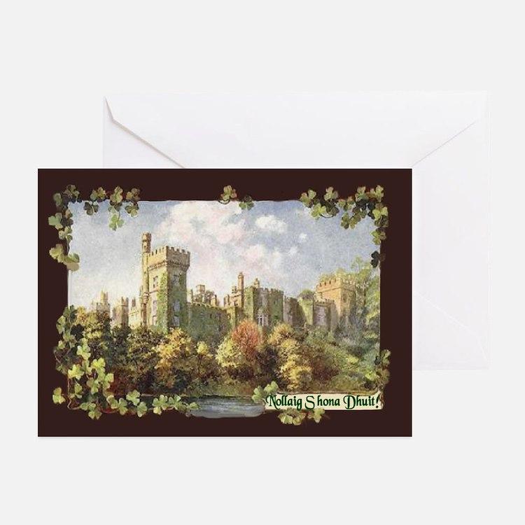 Lismore Castle Christmas Cards (Pk of 20)