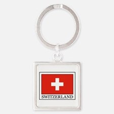 Switzerland Keychains