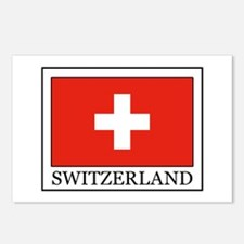 Switzerland Postcards (Package of 8)