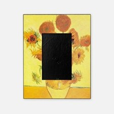 Van Gogh Sunflowers Picture Frame