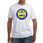 USS STODDARD Fitted T-Shirt