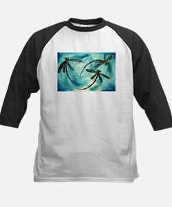 Dragonfly Cloud Baseball Jersey