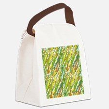 Squirt Spurt Canvas Lunch Bag