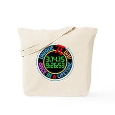 Unique Pi day 2015 Tote Bag