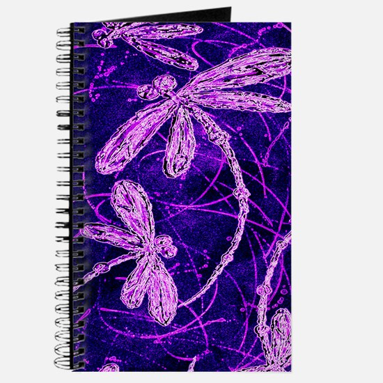 Dragonfly Disco Journal