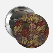 "Mosaic Confusion 2.25"" Button"