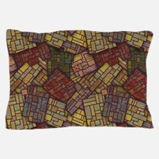 Mosaic Confusion Pillow Case