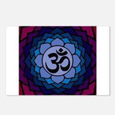 ohm02lotus Postcards (Package of 8)