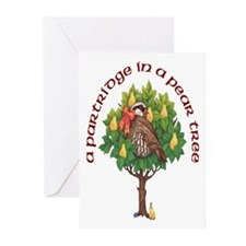 A Partride In A Pear Tree Christmas Cards (20)