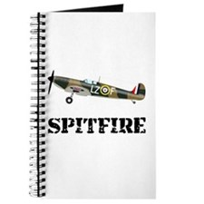 Submarine Spitfire Airplane Journal
