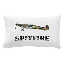 Submarine Spitfire Airplane Pillow Case