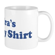 Sandra birthday shirt Mug