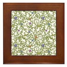 Paper Ivy Framed Tile