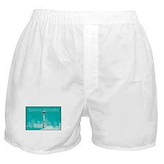 Space Needle Boxer Shorts