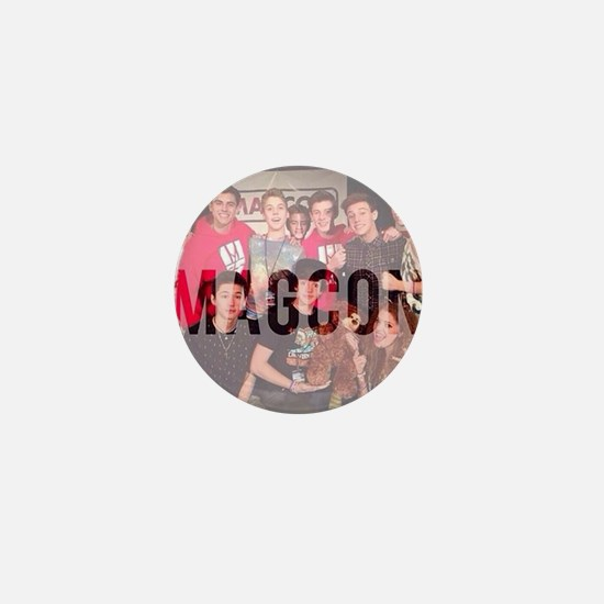 Magcon  Mini Button