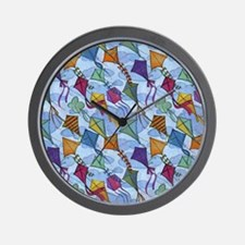 Kite Festival Wall Clock