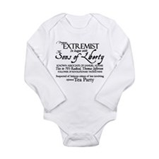 Cute Samuel adams Long Sleeve Infant Bodysuit