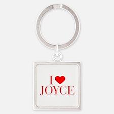 I love JOYCE-Bau red 500 Keychains