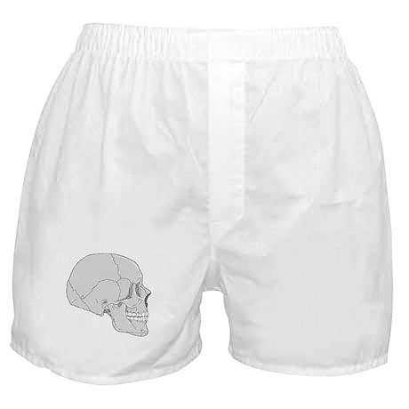 ESC - Skull Boxer Shorts - On Sale Now For Only