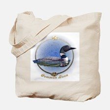 Commom Loon Tote Bag