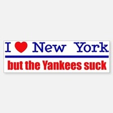 I love NY Sticker for Sox fans