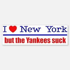 I love NY Sticker for Sox fans