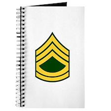 "Army E7 ""Class A's"" Journal"
